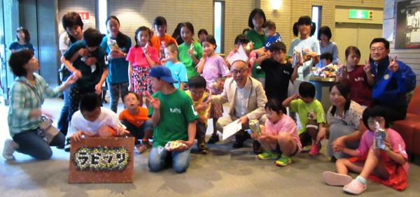 2015年9月12日【社会奉仕活動】障害児地域訓練会ラビッツ主催「ファミリーコンサート」訪問