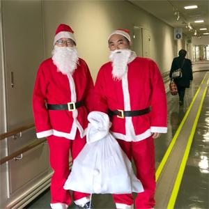 2020年12月13日 レインボー主催「クリスマス会」